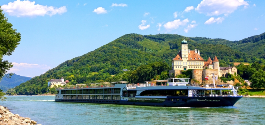 River Cruises in Europe Offer History, Scenery and Gourmet Delight
