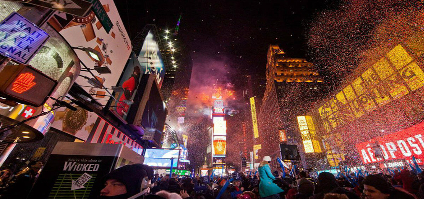 Where to Celebrate the New Year