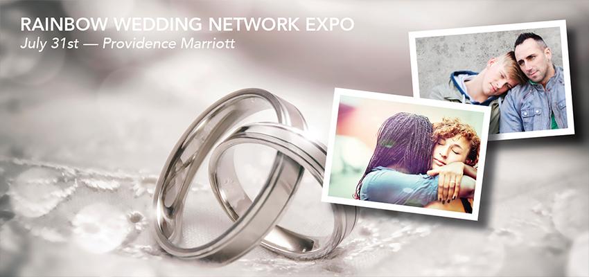 2016 Rainbow Network Wedding Expo is July 31