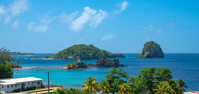 Secret Islands in the Caribbean