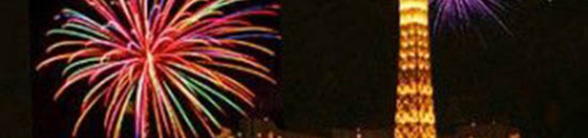 Big Celebrations in the U.S. for the New Year